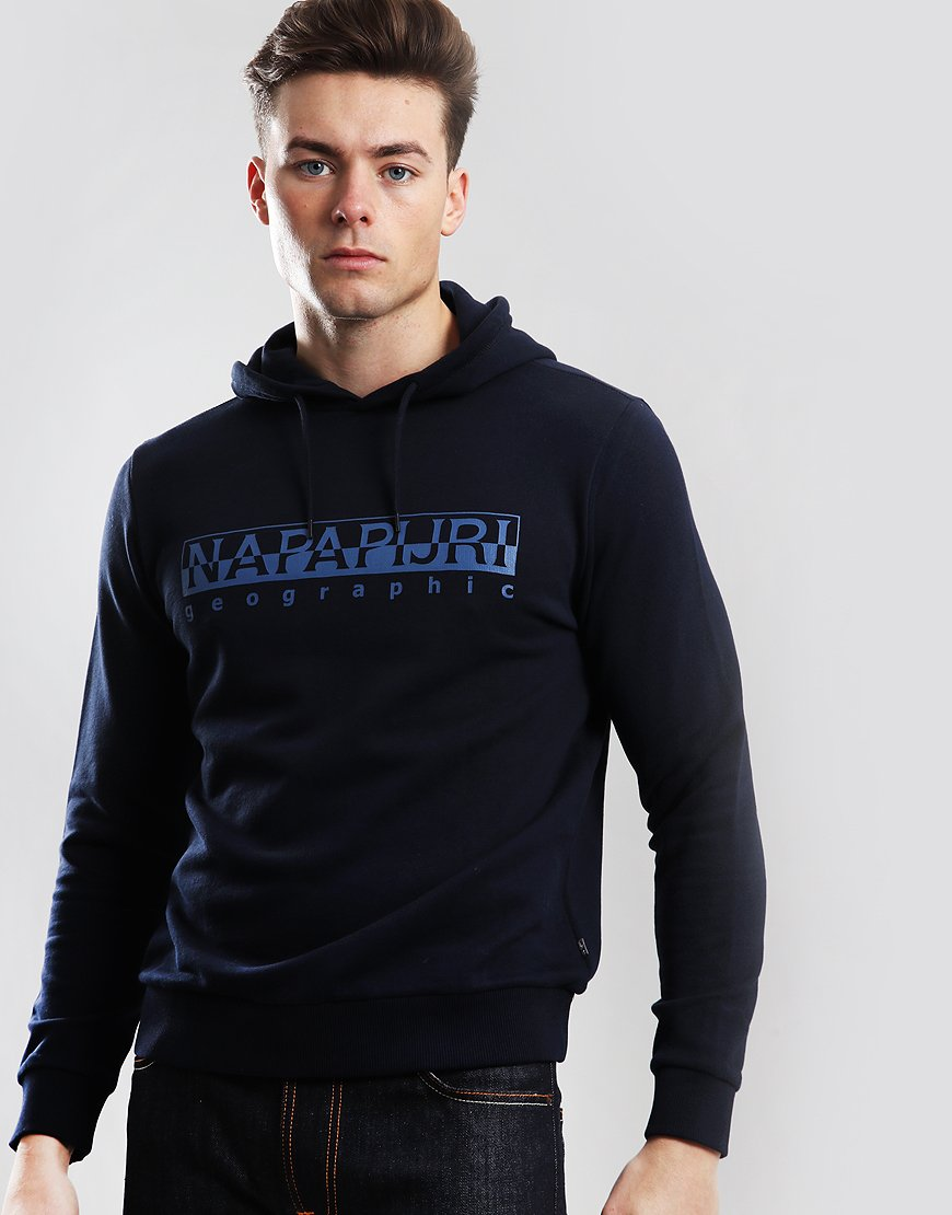 Napapijri Bevora Hoodie  Blu Marine
