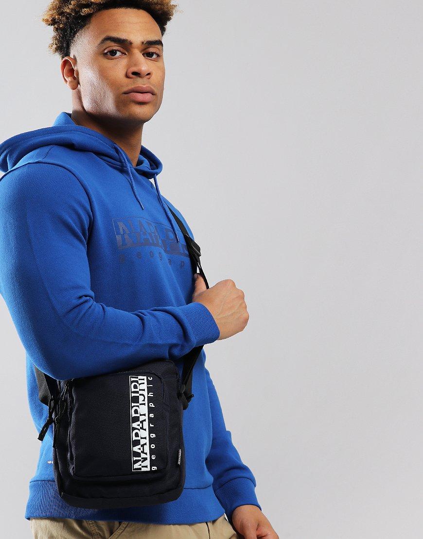 Napapijri Happy Cross Pocket Bag Blu Marine