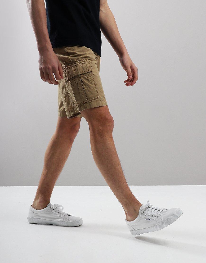 Napapijri Kids Noto 1 Shorts Mineral Beige