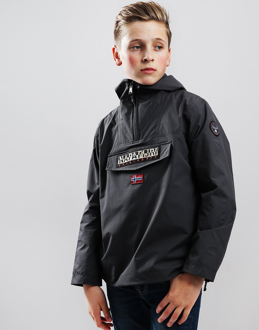 Napapijri Kids Summer Rainforest Jacket Volcano