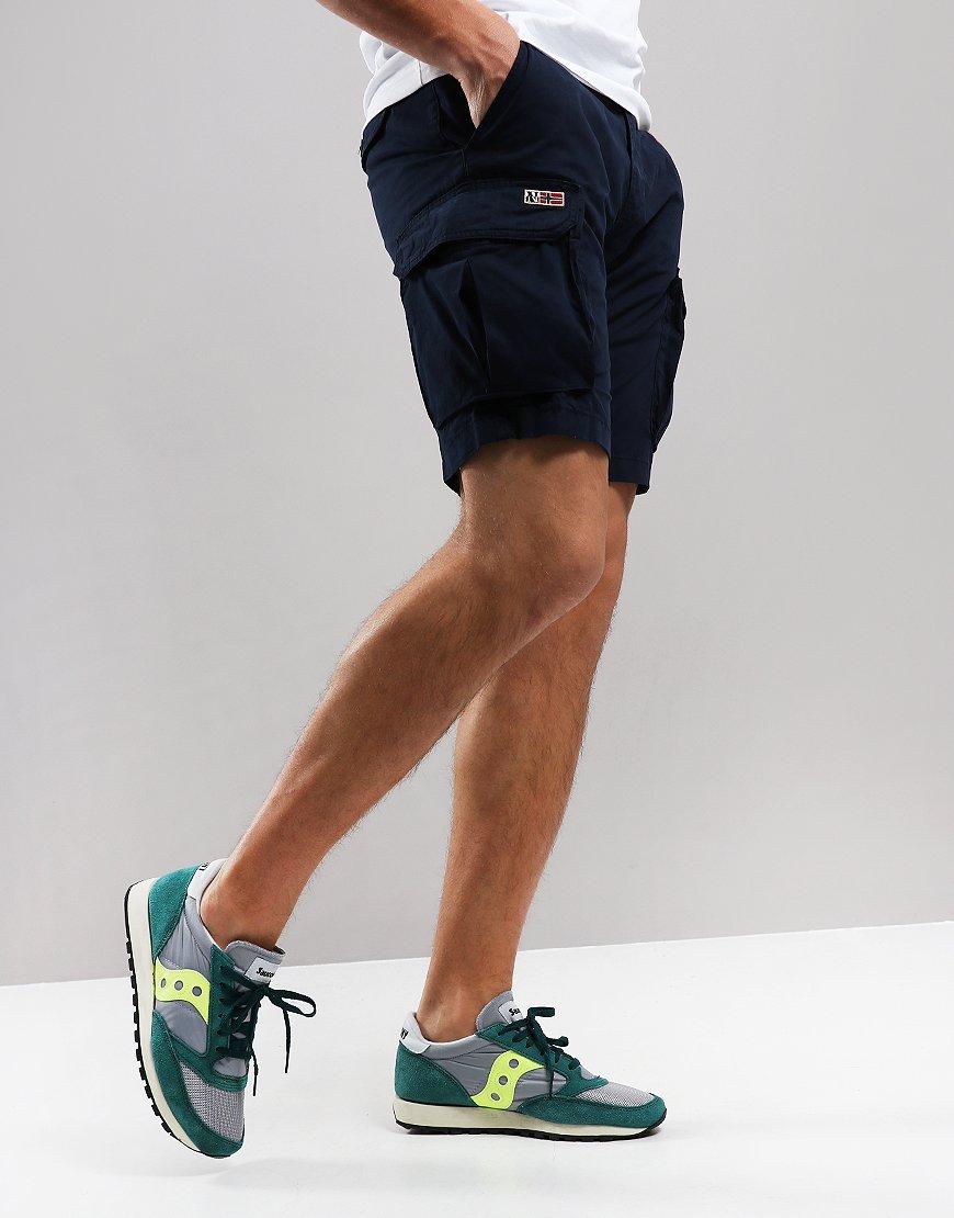 Napapijri Nore Bermuda Shorts Blu Marine