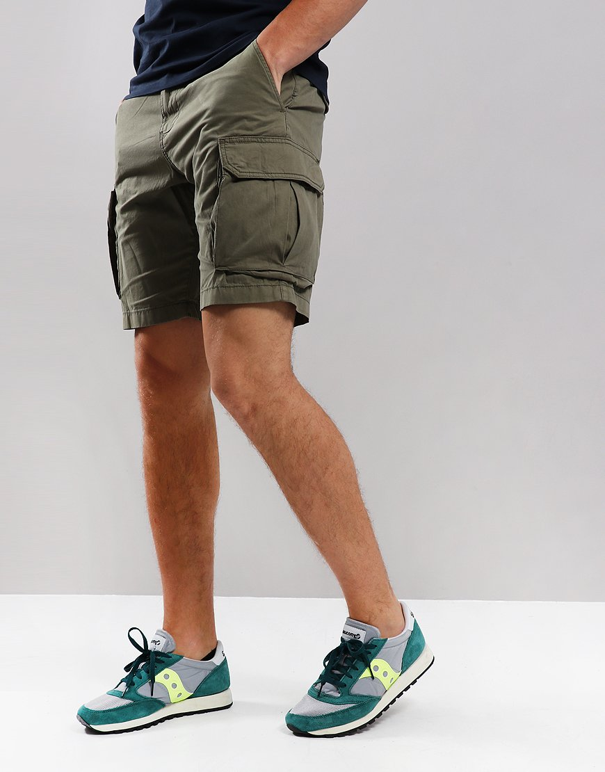 Napapijri Nore Bermuda Shorts New Olive Green
