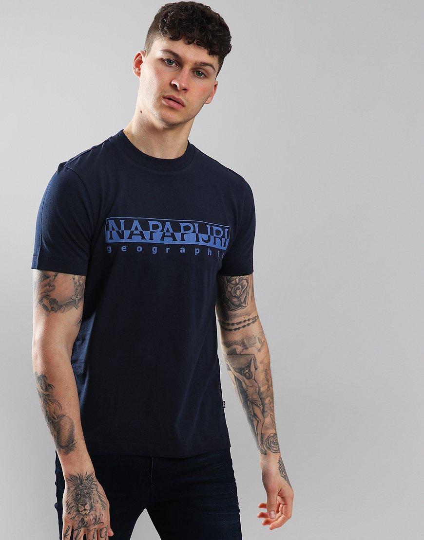 Napapijri Sevora T-Shirt Blue Marine