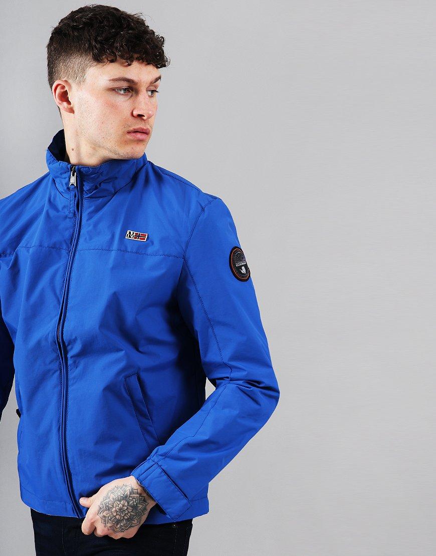 Napapijri Shelter Jacket Skydiver Blue