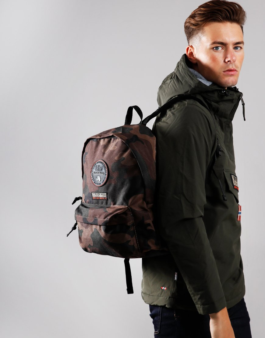 Napapijri Voyage El Backpack Camouflage