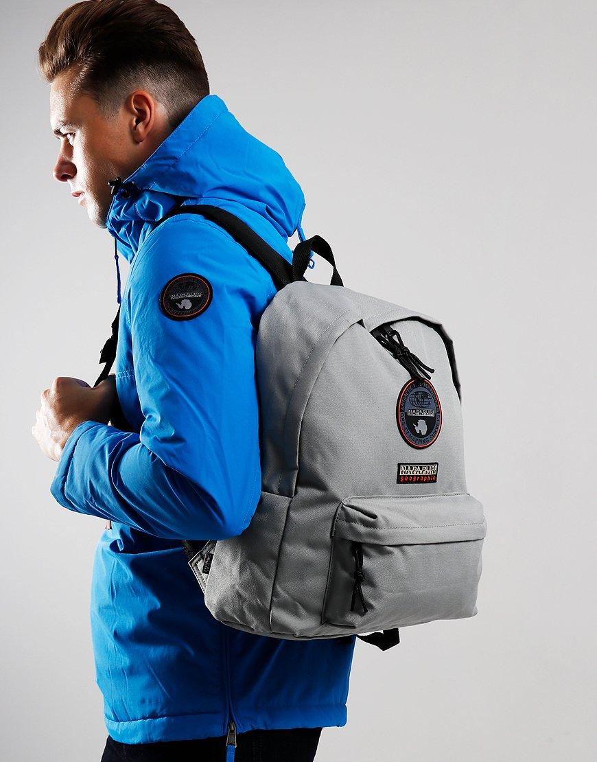 Napapijri Voyage El Backpack Medium Grey