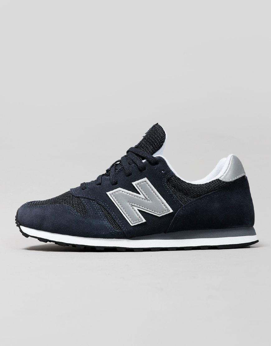 separation shoes 4ad5b 317fa New Balance ML373NAY Sneakers Navy/Silver