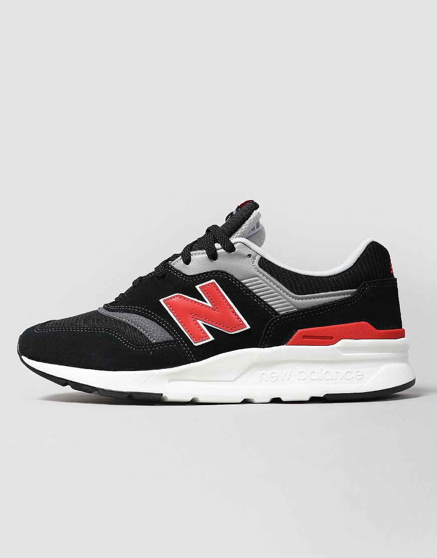 New Balance   CM997HDK Sneakers Black/Velocity Red