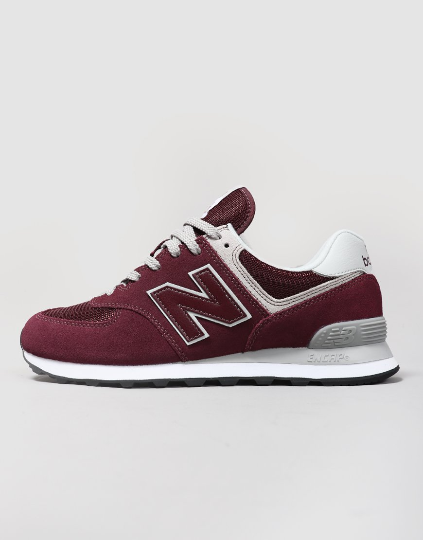 New Balance   ML574EGB Sneakers Burgundy