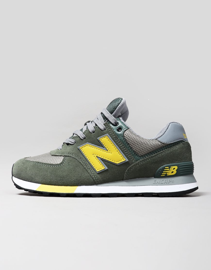 New Balance   ML574FNE Sneakers Slate Green/Earth