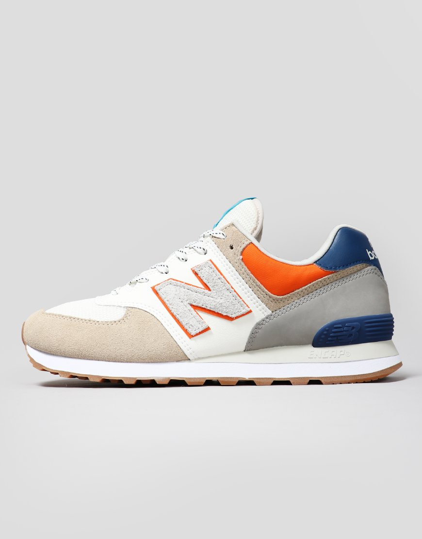 New Balance   ML574NFT Sneakers Incense/Vars Orange