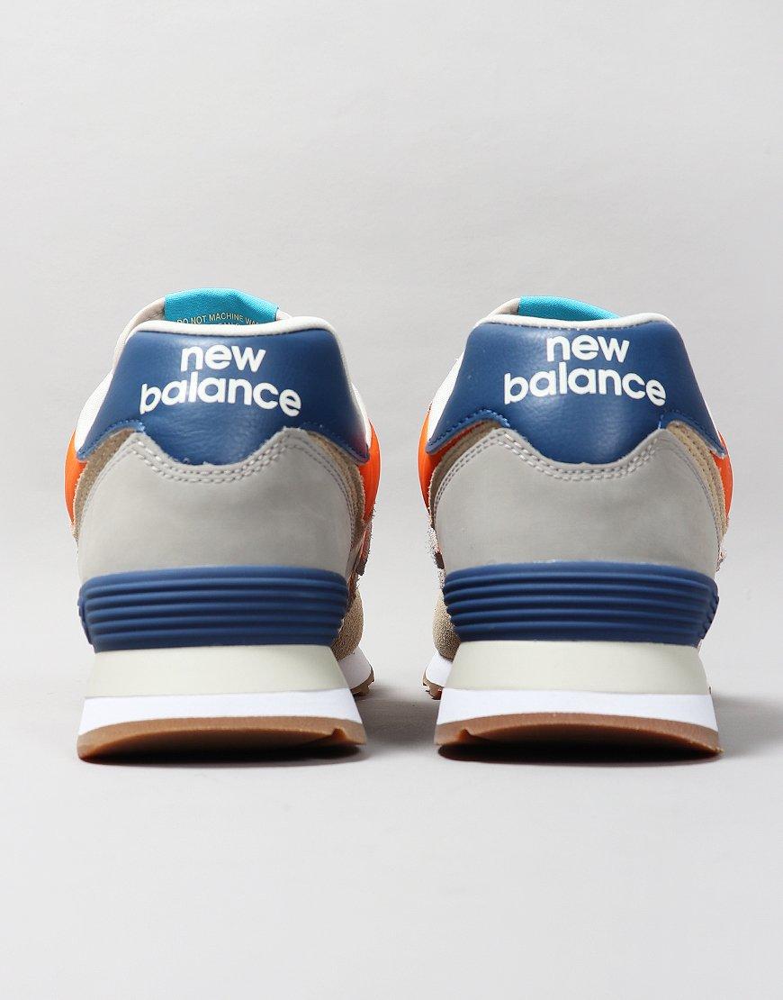New Balance ML574NFT Sneakers IncenseVars Orange
