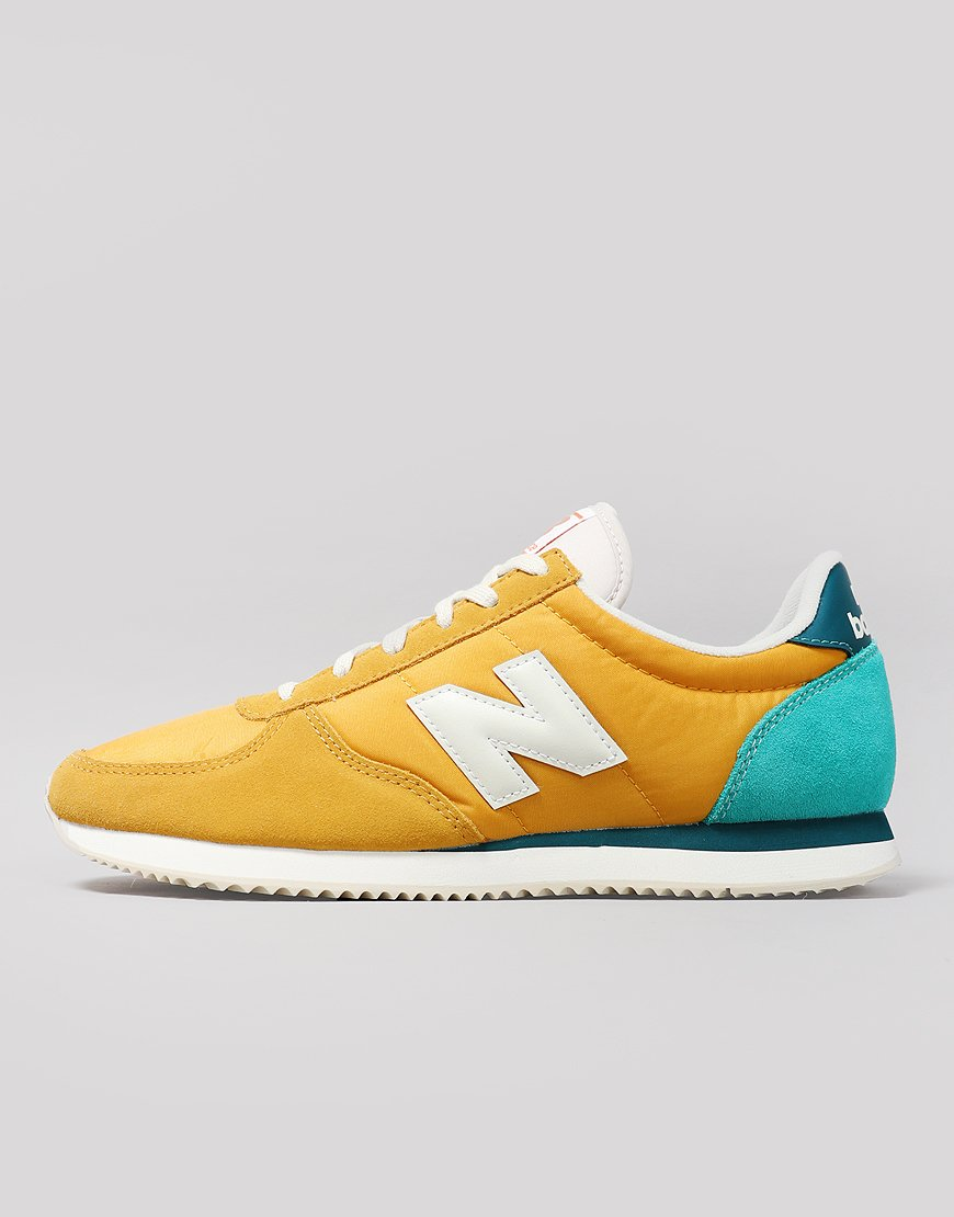 New Balance U220HF Sneakers Varsity Gold/White