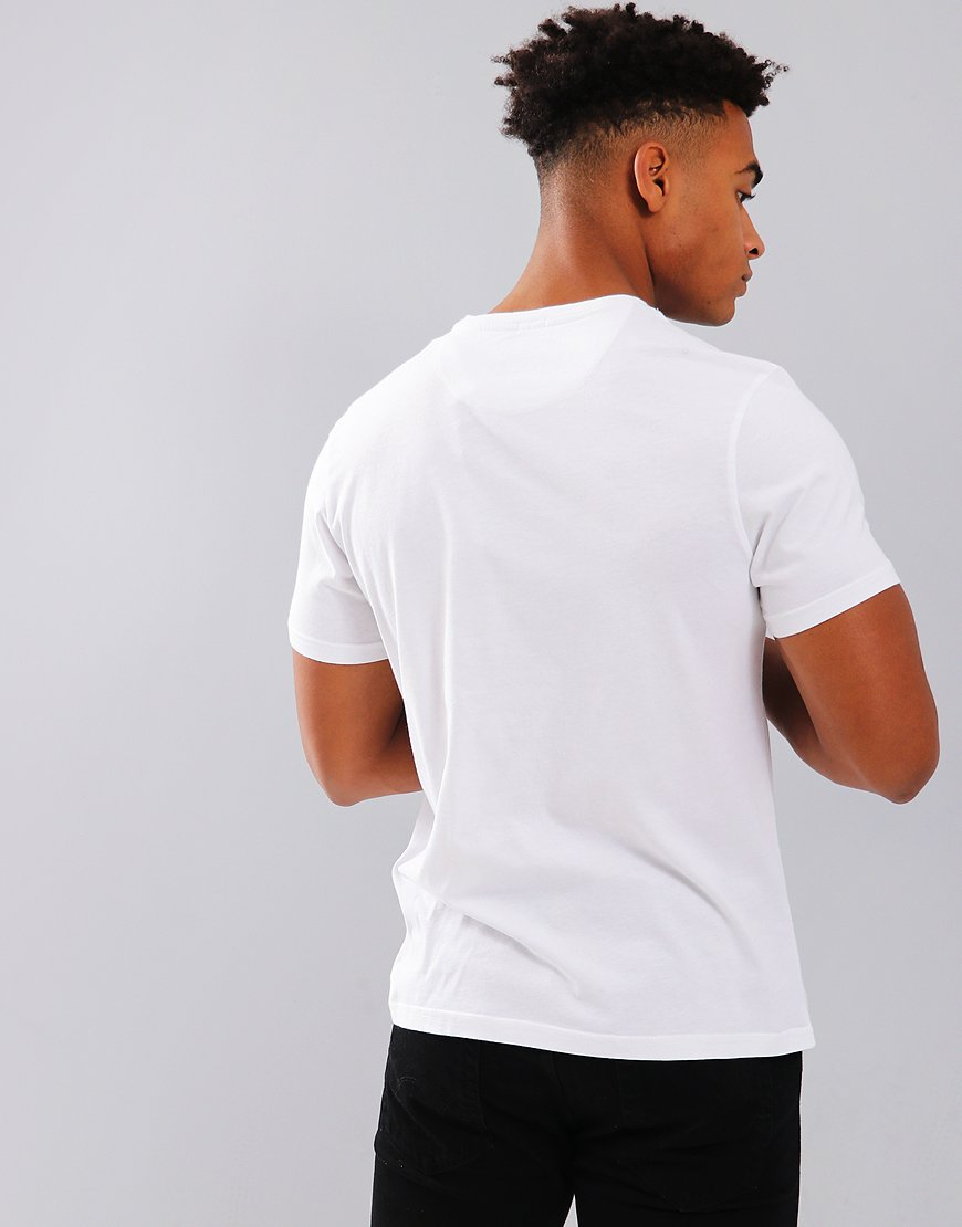North Sails Graphic Printed T-Shirt White