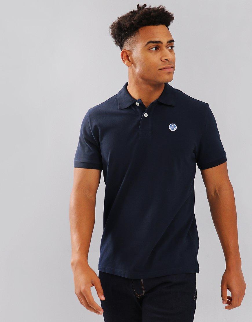 North Sails Polo Shirt Navy