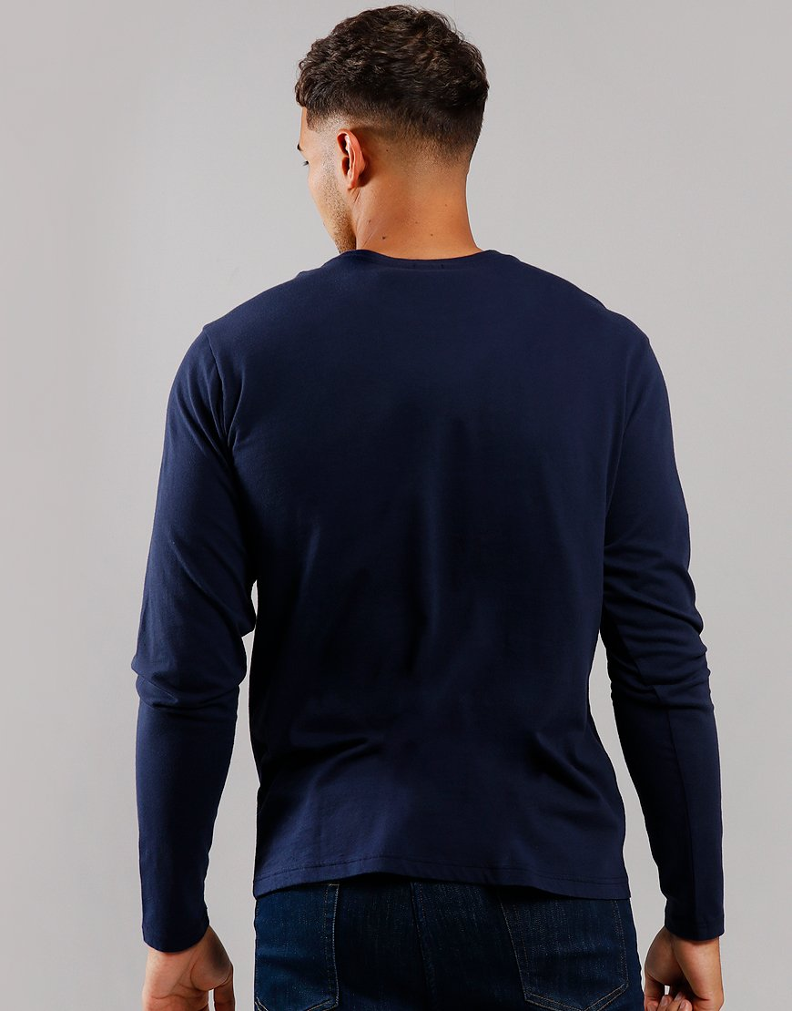 North Sails Long Sleeve T-Shirt Navy Blue