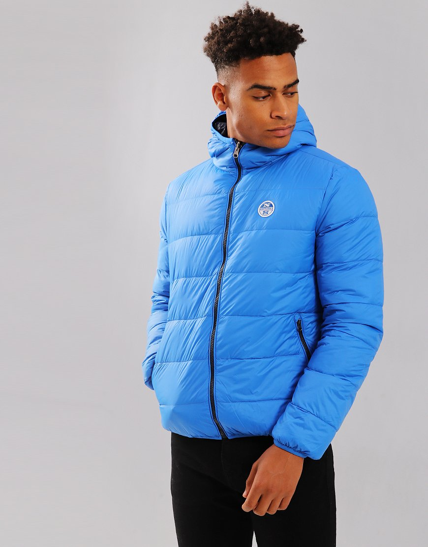 North Sails Reversible Padded Jacket Royal