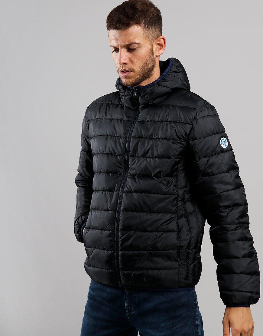 North Sails Skye Hooded Jacket Black