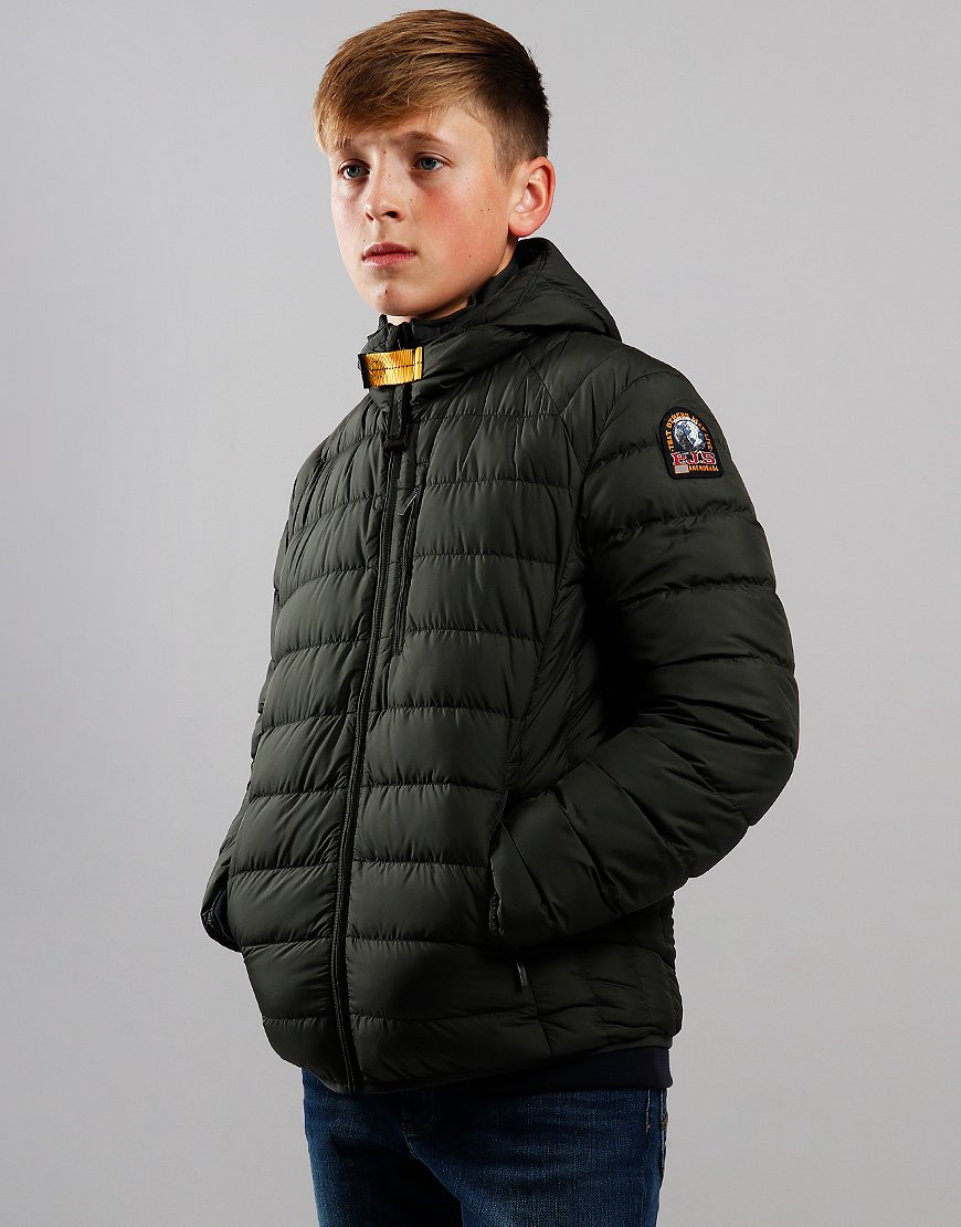 Parajumpers Kids Last Minute Jacket Sycamore