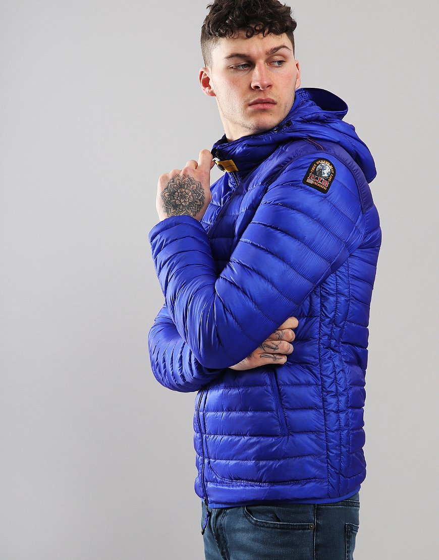 Parajumpers Alvin Down Jacket Royal