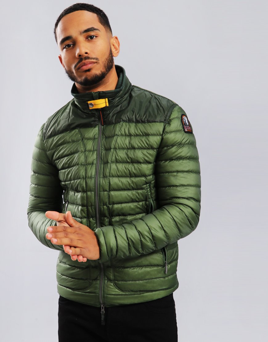 Parajumpers Arthur Down Jacket Green