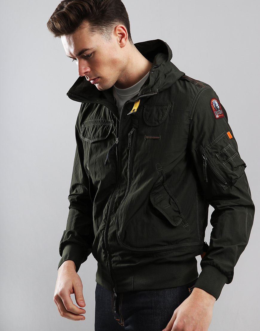 Parajumpers Gobi Bomber Jacket Sycamore