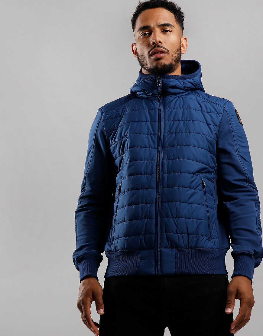 Parajumpers Gordon Jacket Navy Peony