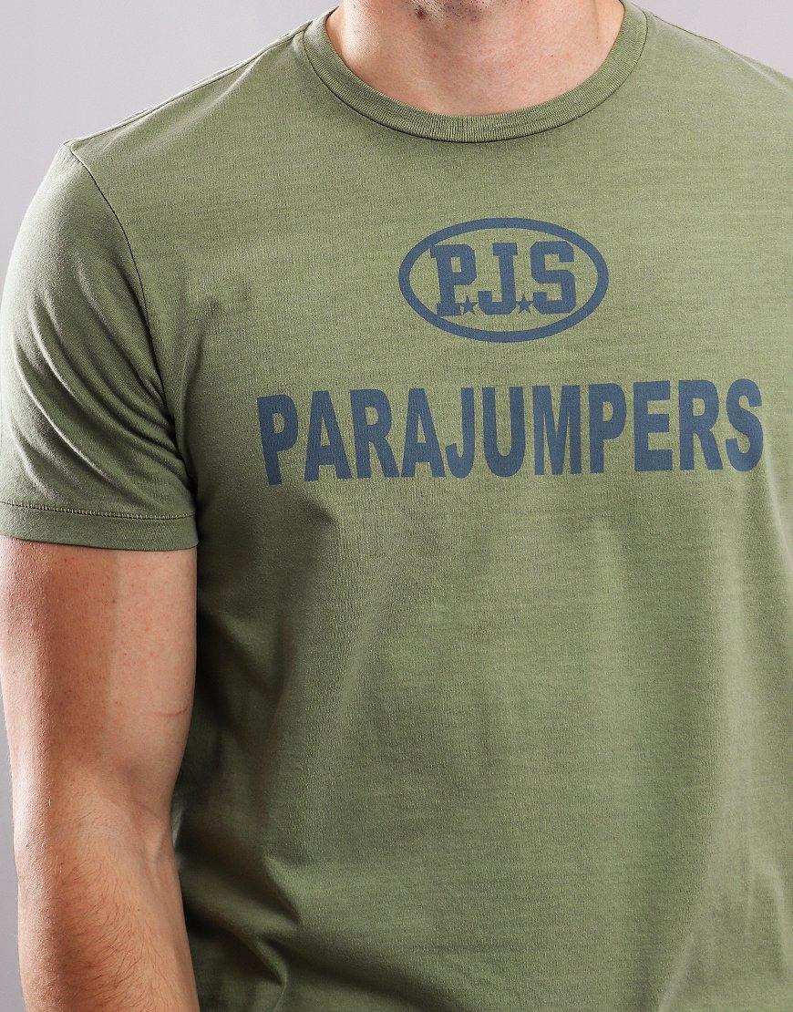 Parajumpers Jonny T-Shirt Capers
