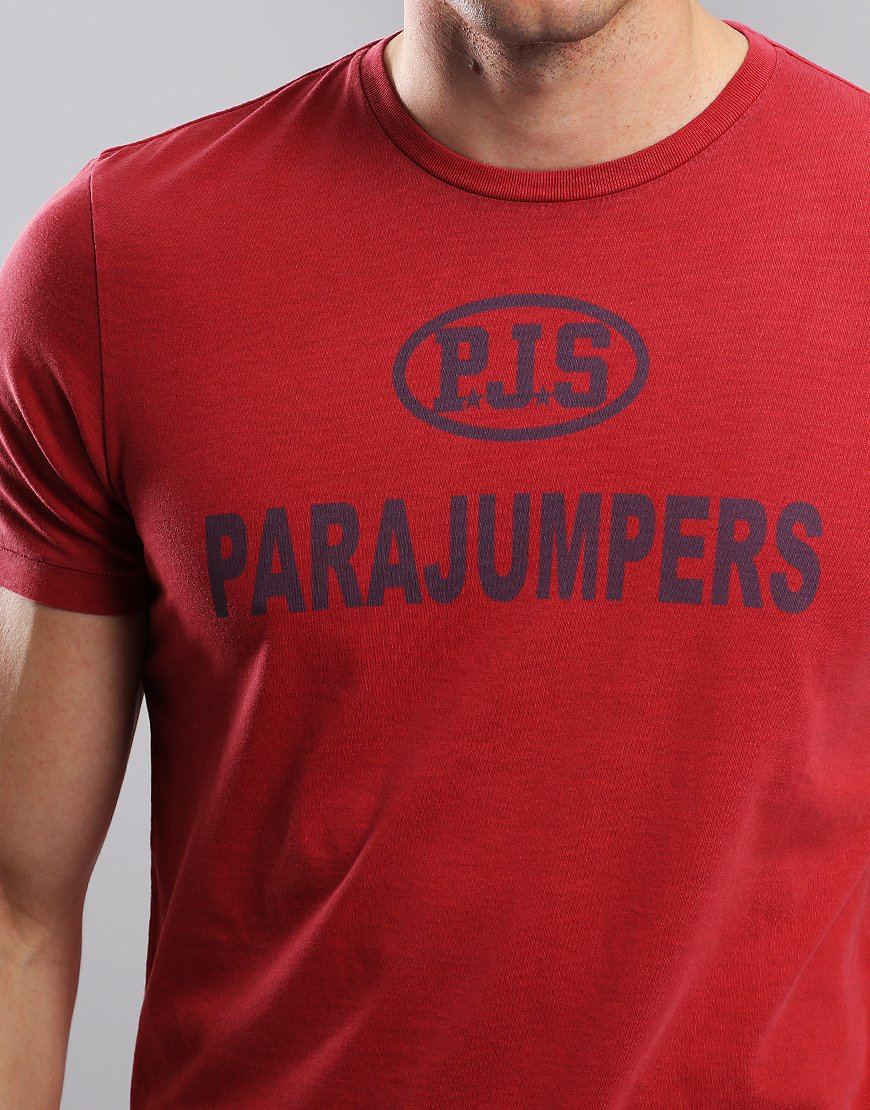 Parajumpers Jonny T-Shirt Red