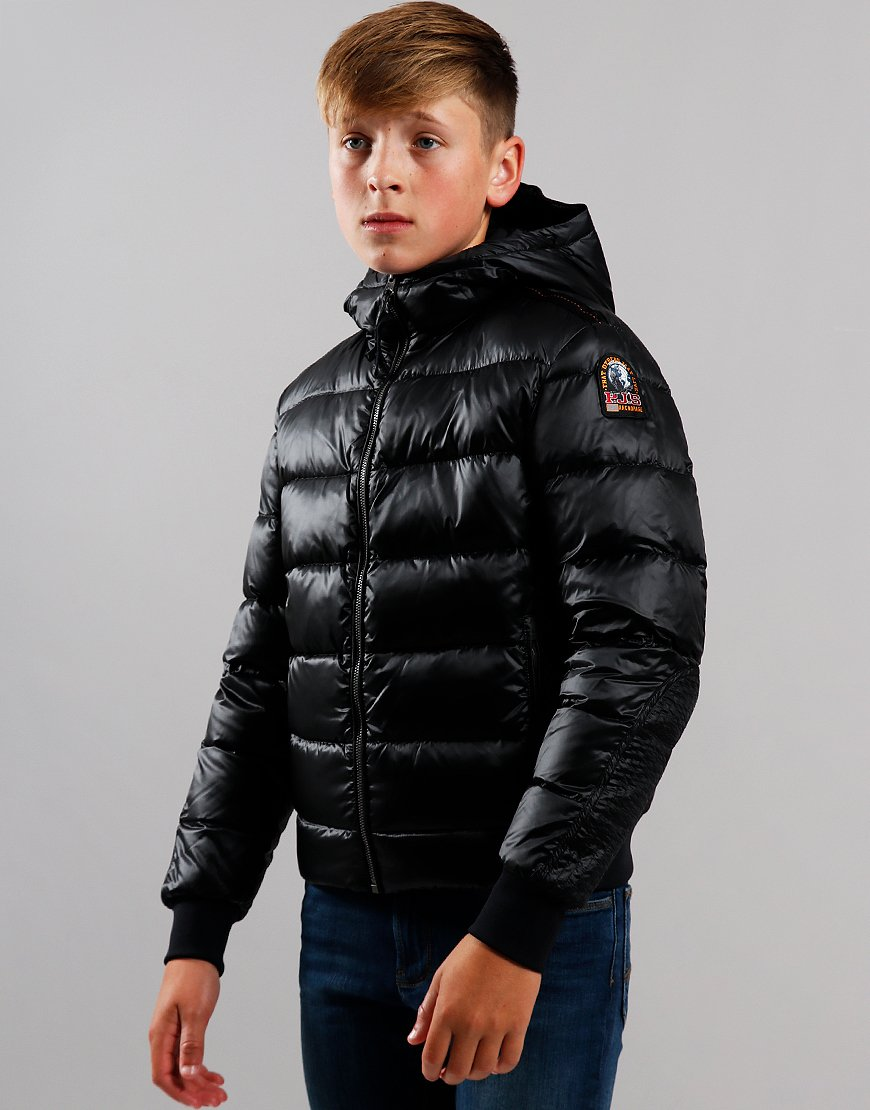 Parajumpers Kids Pharrell Jacket Black