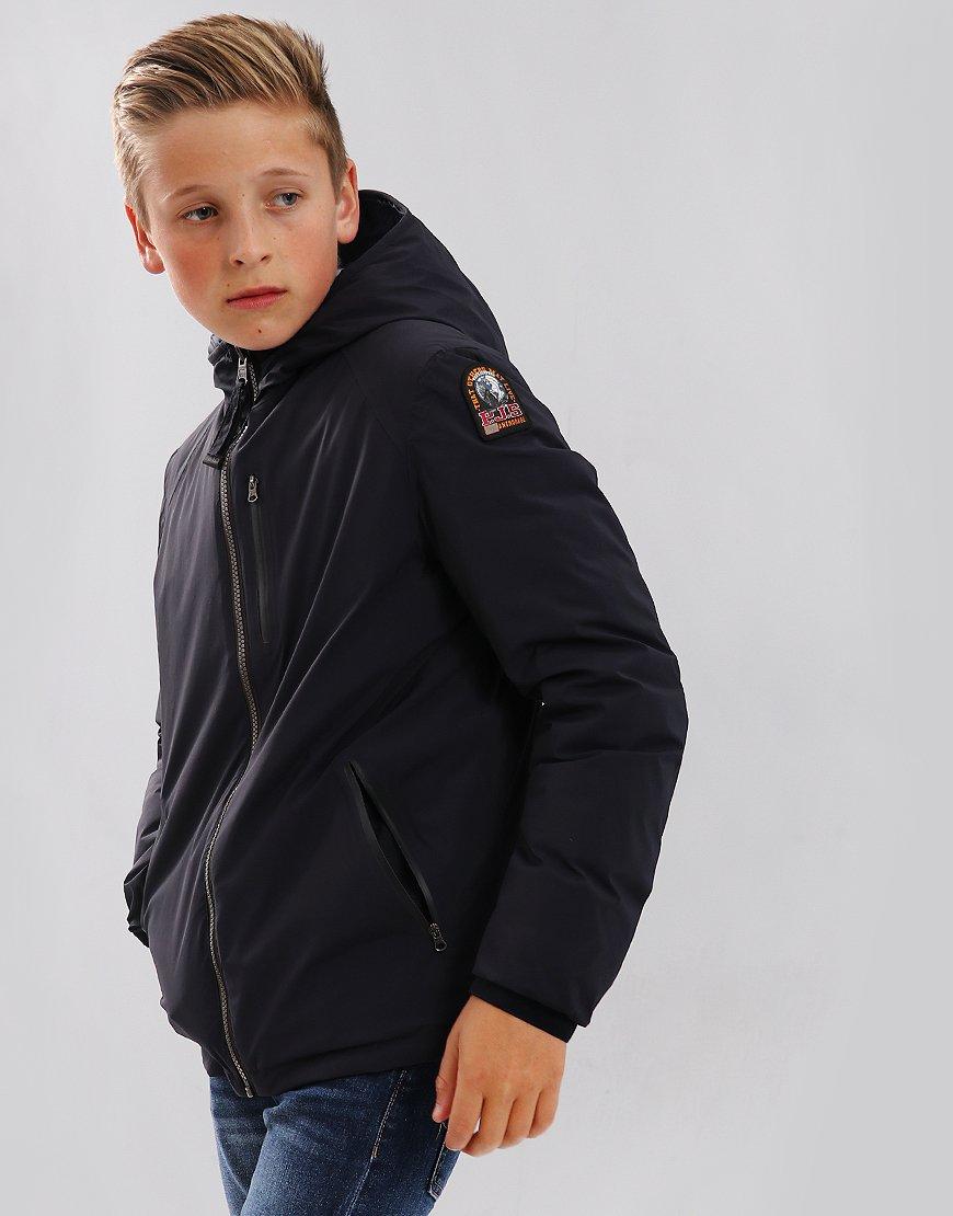 Parajumpers Kids Reversible Jacket Black/Navy