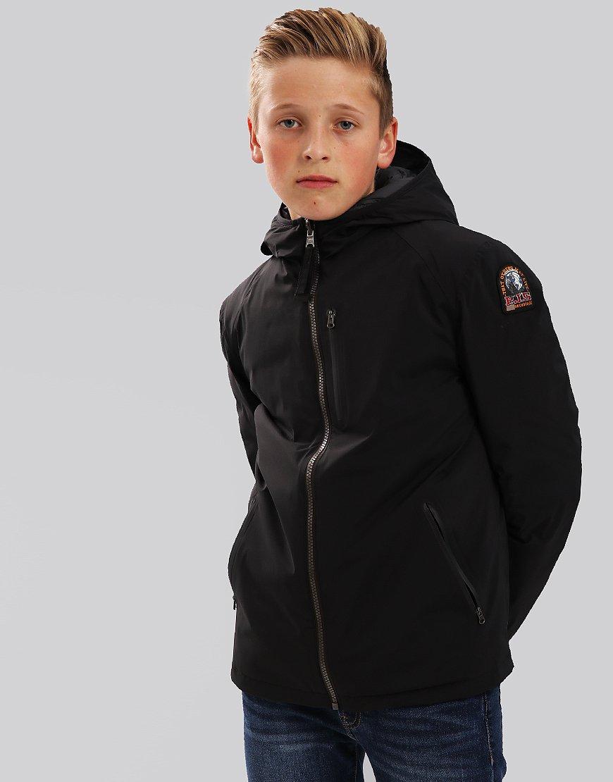 Parajumpers Kids Reversible Jacket Black/Asphalt