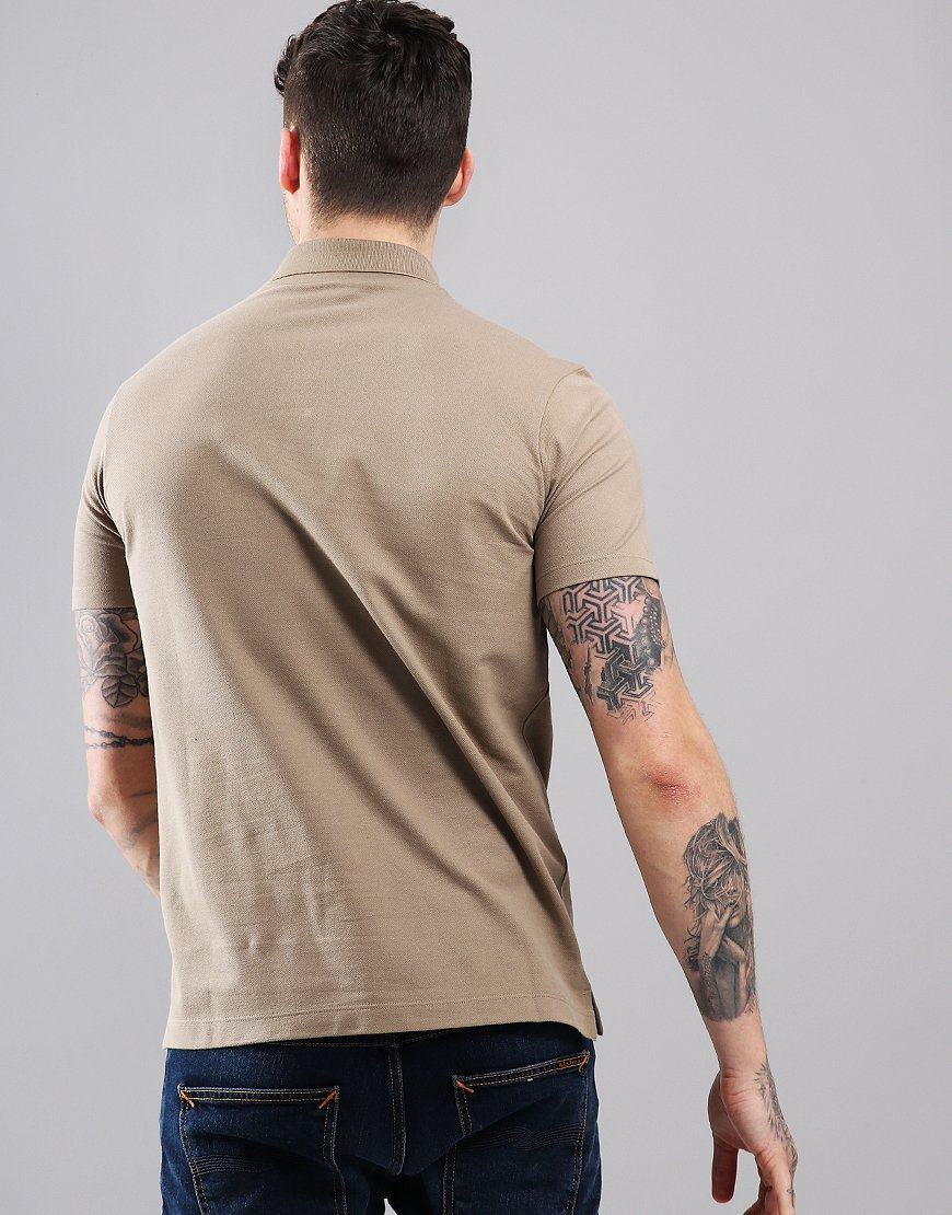 Paul & Shark Basic Polo Shirt Beige
