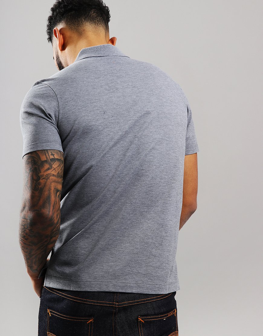 Paul & Shark Basic Polo Shirt Grey