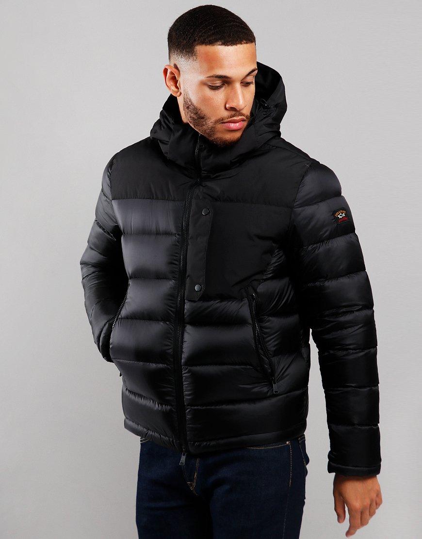 Paul & Shark Puffer Jacket Black