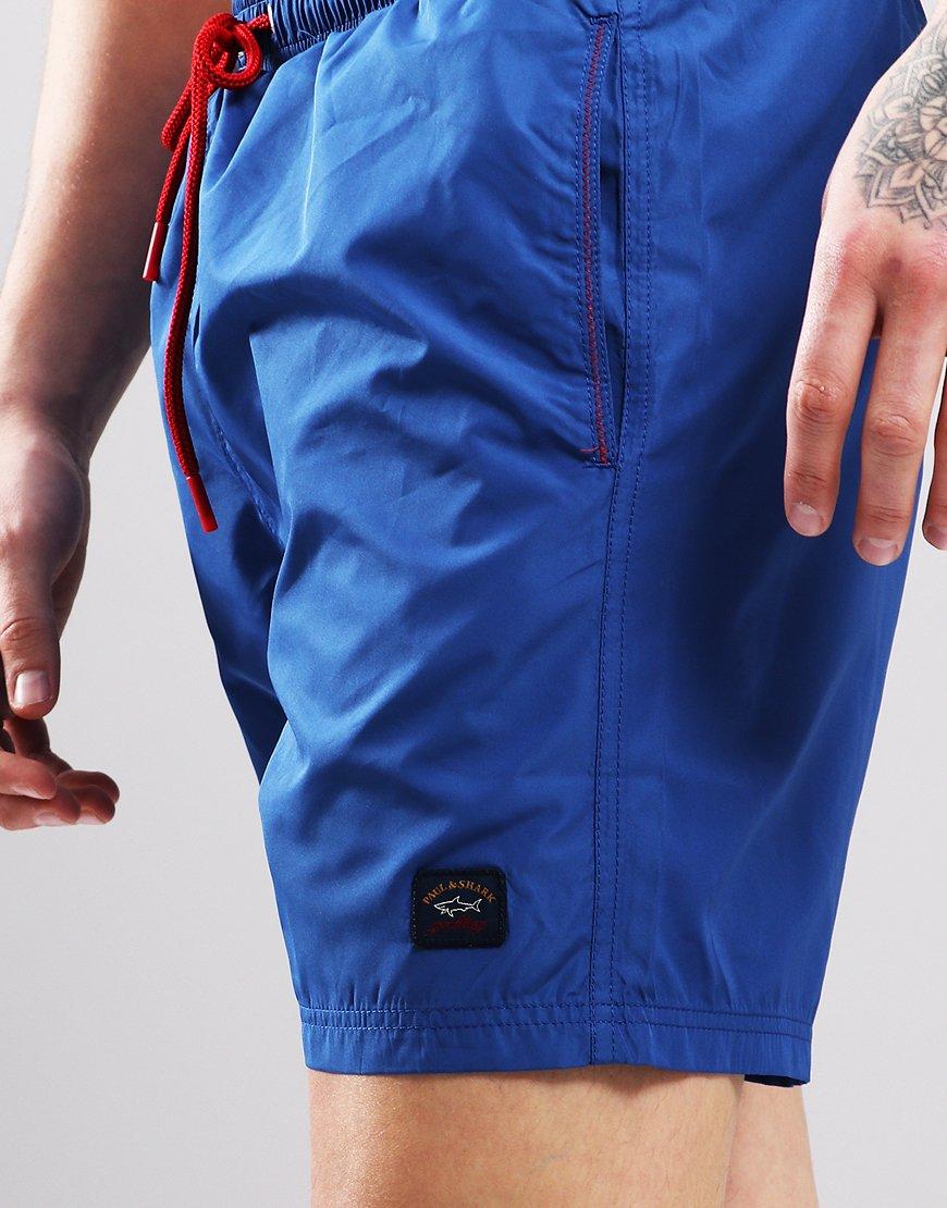 8ec0408045 Paul & Shark Swim Shorts Royal Blue - Terraces Menswear