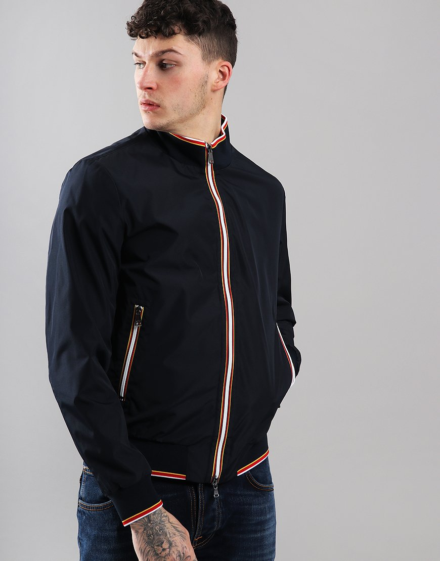 Paul & Shark Lightweight Woven Jacket Blue