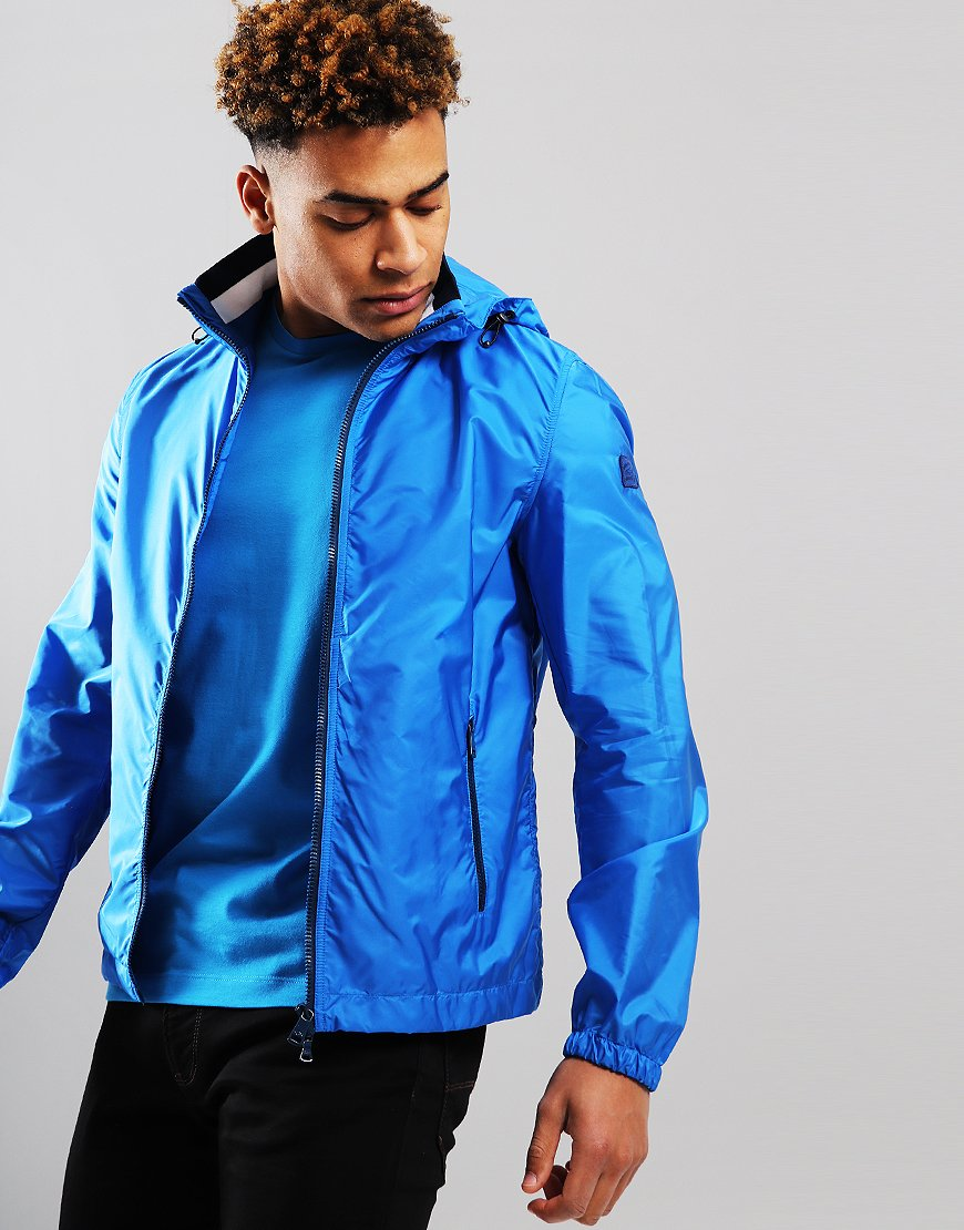 Paul & Shark Woven Jacket Light Cobalt
