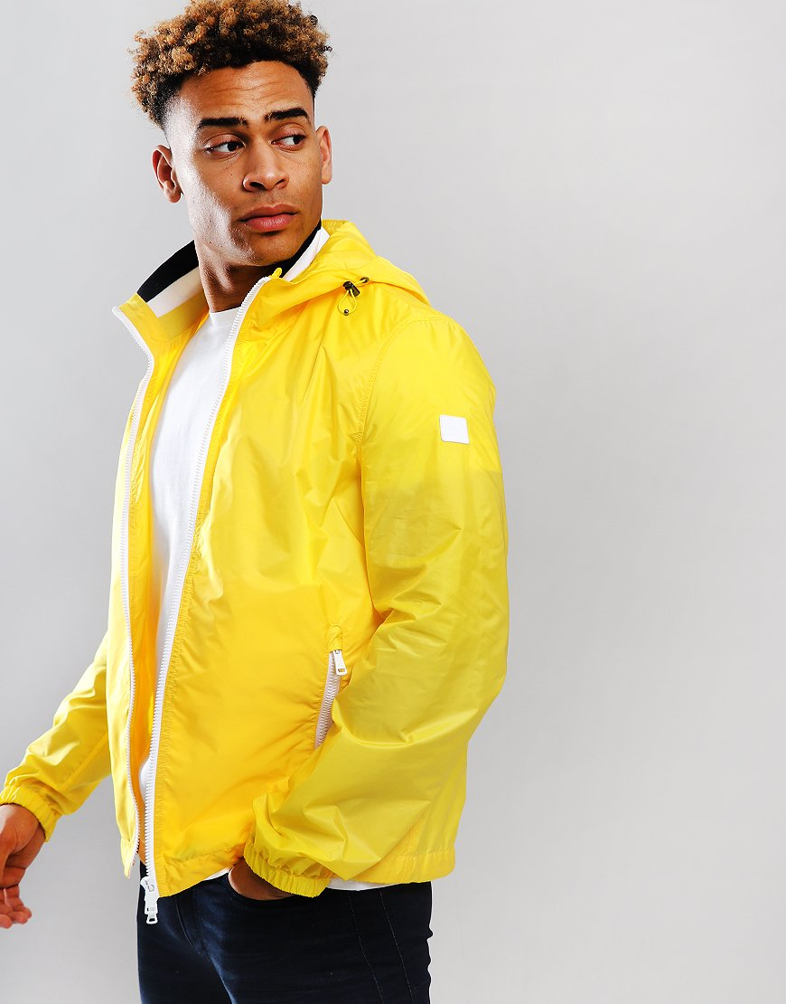 Paul & Shark Woven Jacket Yellow