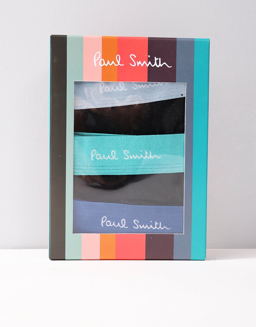 Paul Smith Mixed 3 Pack Boxer Shorts 79 F Black