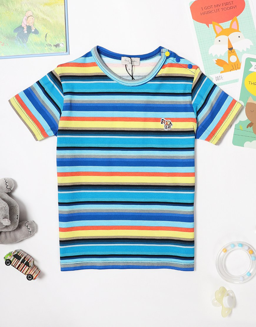 Paul Smith Tam T-Shirt Multicolour