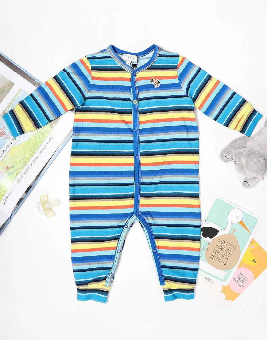 Paul Smith Tango Babygrow Multicolour