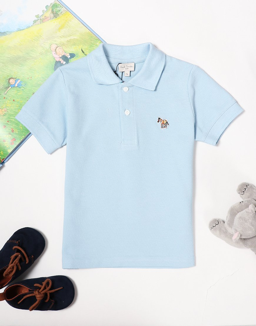 Paul Smith Baby Toine Polo Shirt Angel Falls