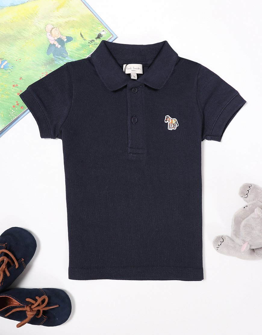 Paul Smith Baby Toine Polo Shirt Dark Sapphire
