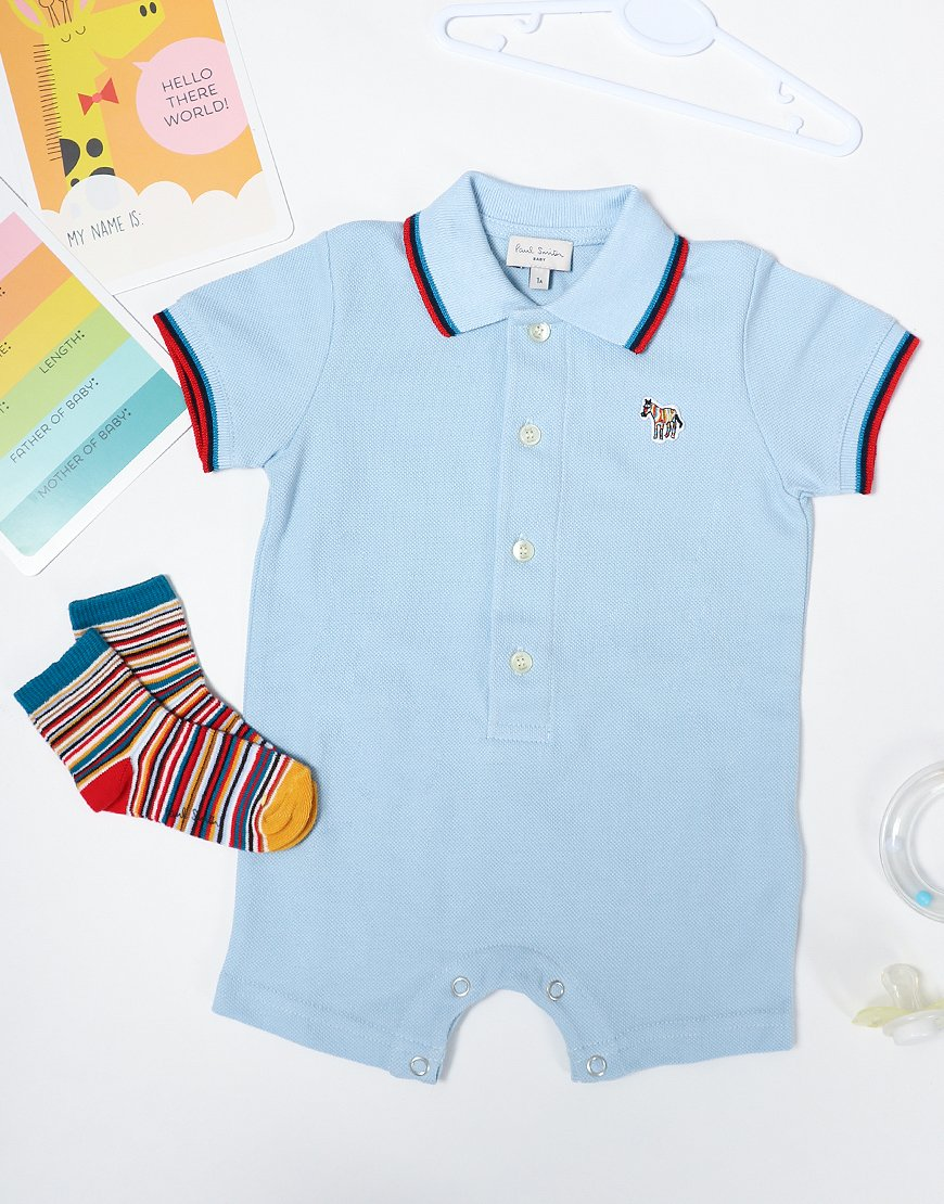 Paul Smith Baby Trenton Two Piece Set Angel Falls