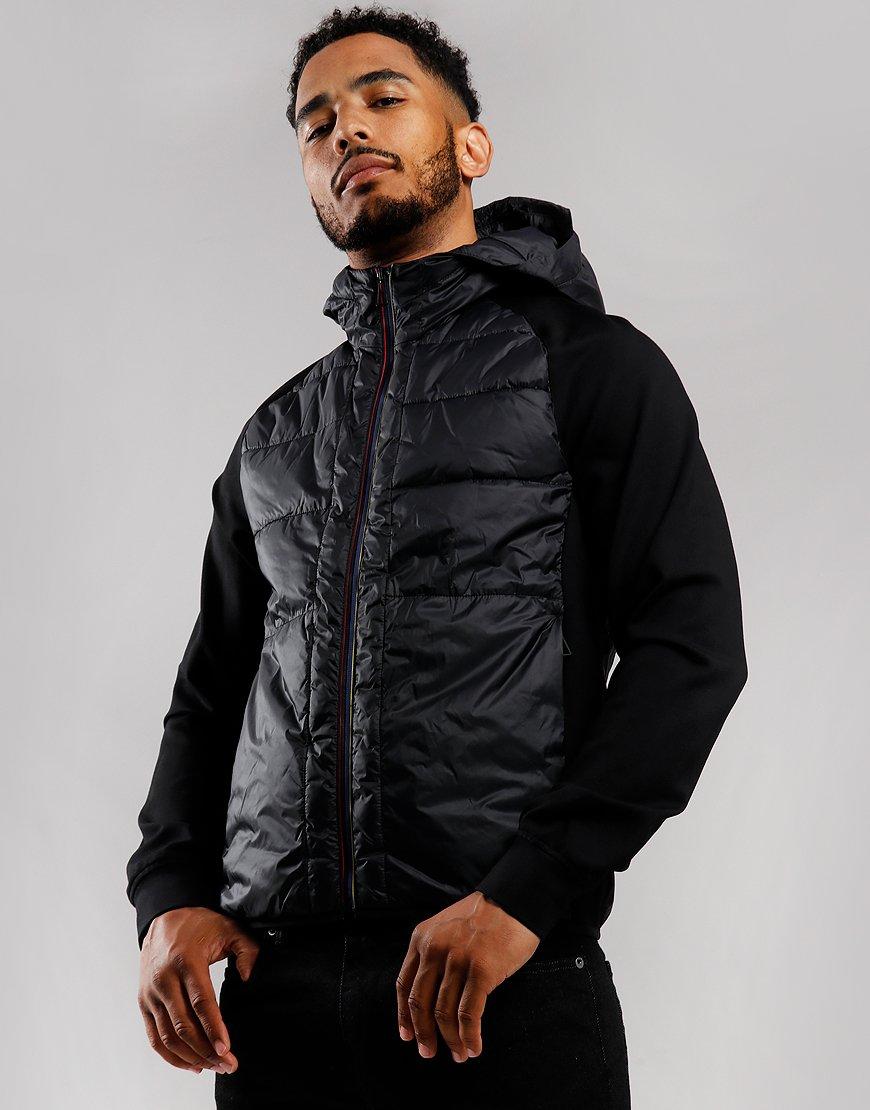Paul Smith Hooded Jacket Black