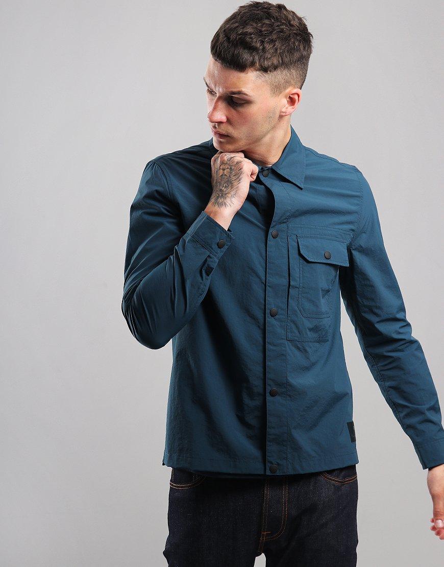 Paul Smith Overshirt Jacket Navy