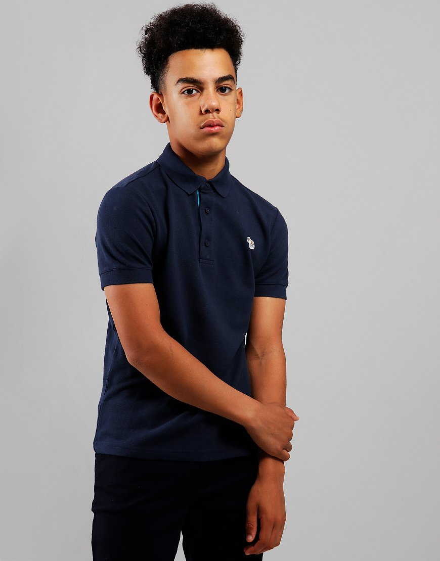 Paul Smith Junior Ridley Polo Shirt Navy