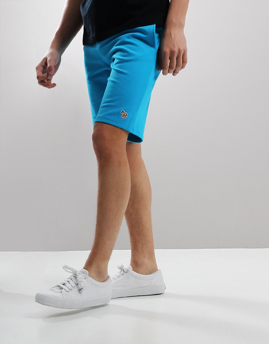 Paul Smith Junior Toky Shorts Blue Danube