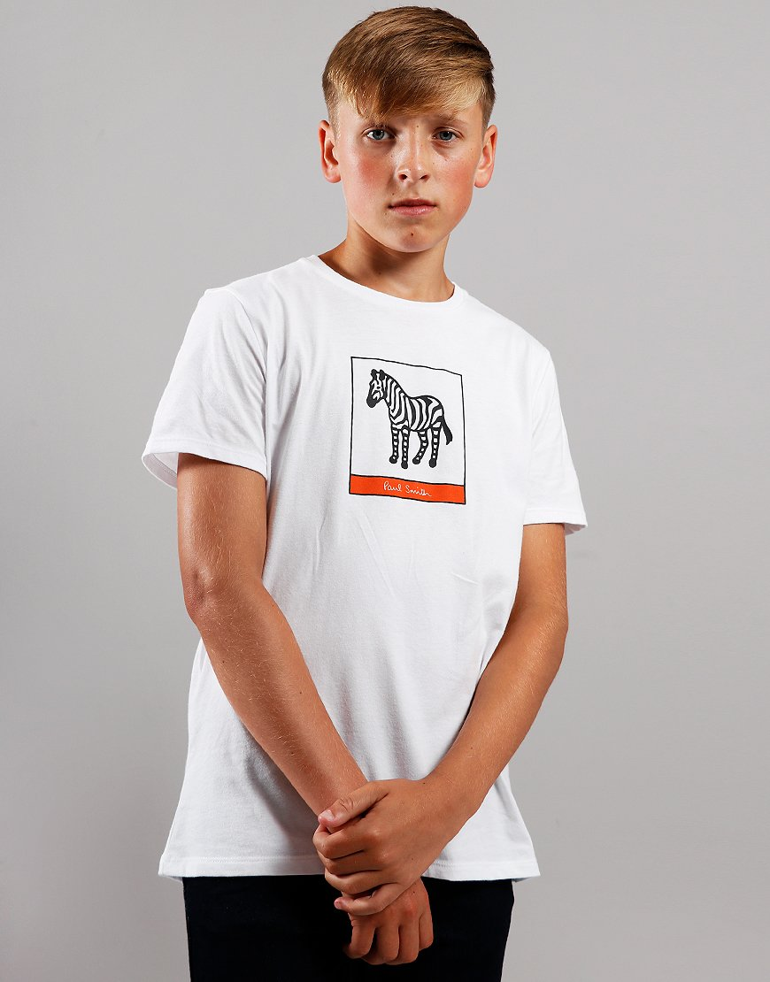 Paul Smith Junior Victorio T-Shirt White